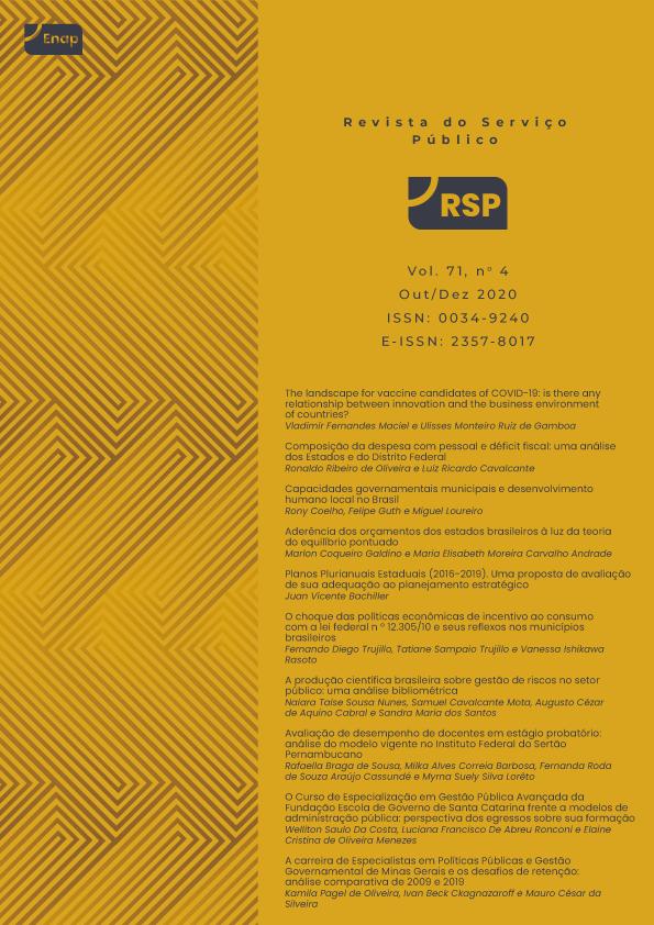 v. 71 n. 4 (2020)
