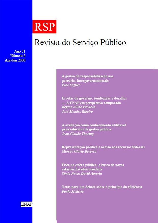 Visualizar v. 51 n. 2 (2000)